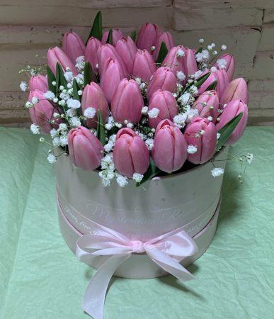 Tulipán box