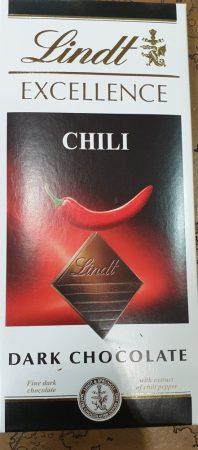 Lindt chilis étcsoki 100 g.