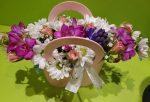 Virág táska