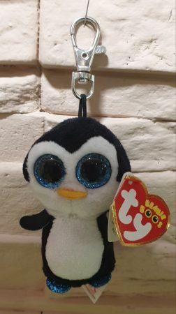 Kulcstartó pingvin