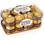 Ferrero rocher (csak virág mellé rendelhető kiszállítással)