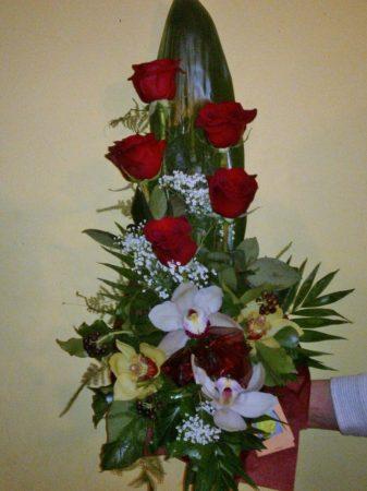 Rózsák és orchideák (nagyobb)