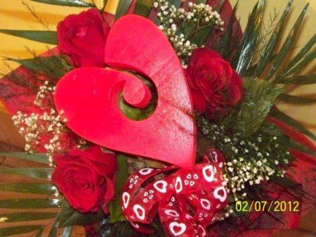 Rózsák szívből